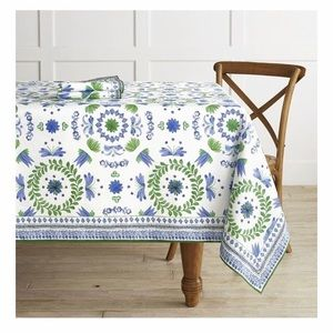 Aerin for Williams Sonoma Ardsley Tablecloth